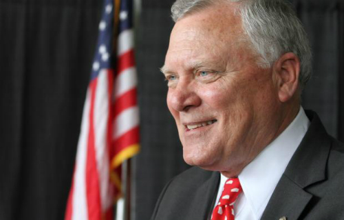 Georgia Governor Nathan Deal.