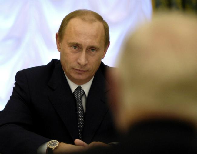 Putin Manafort