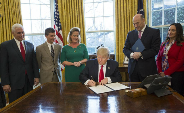 Trump Completes Gigantic Health Care Failure Under Budget, Ahead Of Schedule